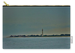 Cape May Point Carry-all Pouch by Ed Sweeney