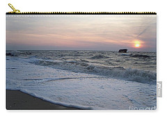Cape May Sunset Beach Nj Carry-all Pouch