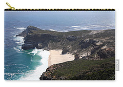 Cape Of Good Hope Coastline - South Africa Carry-all Pouch by Aidan Moran