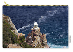 Cape Of Good Hope Lighthouse Carry-all Pouch by Aidan Moran