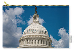 Capital Dome Washington D C Carry-all Pouch