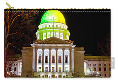 Capitol Madison Packers Colors Carry-all Pouch