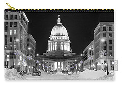 Capitol Madison Wisconsin Carry-all Pouch
