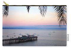 Capitola Pier Carry-all Pouch