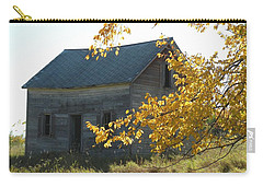Carry-all Pouch featuring the photograph Captain Ed's Homestead by Penny Meyers