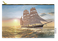 Captain Larry Paine Clippership Carry-all Pouch