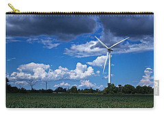 Capture The Wind Carry-all Pouch by Dave Files