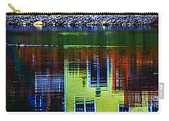 New England Landscape Illusion Carry-all Pouch