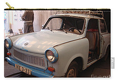 Car In Berlin Carry-all Pouch
