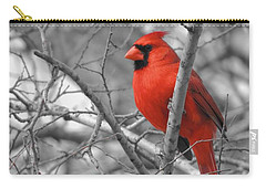 Cardinal Of Hope 002sc Carry-all Pouch