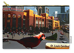 Cardinal Town Carry-all Pouch