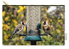 Carduelis Carduelis 'goldfinch' Carry-all Pouch