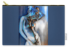 Caress Of Light  I Carry-all Pouch