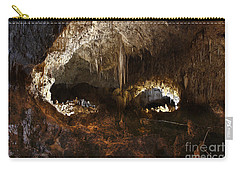 Carlsbad Caverns #3 Carry-all Pouch by Kathy McClure