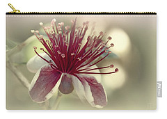 Carry-all Pouch featuring the photograph Carmella by Elaine Teague
