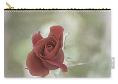 Carry-all Pouch featuring the photograph Carmen by Elaine Teague