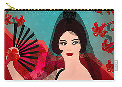 Carmen - Limited Edition 1 Of 15 Carry-all Pouch