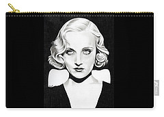 Carole Lombard Carry-all Pouch