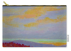 Carolina Autumn Sunset Carry-all Pouch