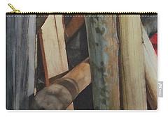Carolina Wren Carry-all Pouch by Ken Everett