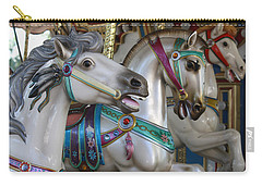 Carousel Carry-all Pouch by Donna Walsh