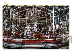 Carousel Carry-all Pouch by Wayne Sherriff