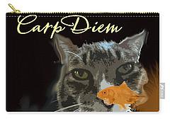 Carp Diem Carry-all Pouch