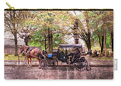 Carriage Rides Series 03 Carry-all Pouch