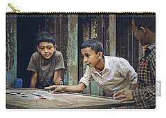 Carrom Boys Carry-all Pouch