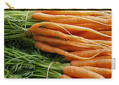 Carrots Carry-all Pouch by Ron Harpham