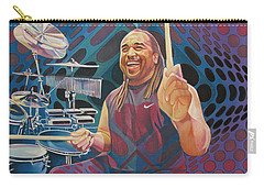 Carter Beauford Pop-op Series Carry-all Pouch by Joshua Morton