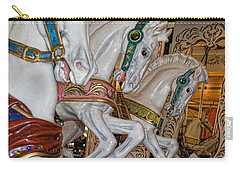 Caruosel Horses Carry-all Pouch