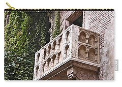 Casa Di Giulietta Carry-all Pouch