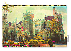 Casa Loma Series 03 Carry-all Pouch