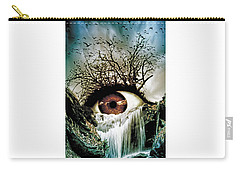 Cascade Crying Eye Carry-all Pouch