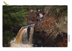 Cascade River Carry-all Pouch by James Peterson
