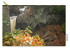 Cascading Steps Carry-all Pouch by James Peterson