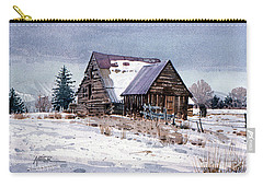 Cache Valley Barn Carry-all Pouch