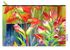 Castilleja Indivisa Carry-all Pouch