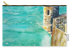 Castillo De San Cristobal Ocean Sentry  Carry-all Pouch