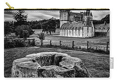 Castle Fraser Carry-all Pouch by Dave Bowman