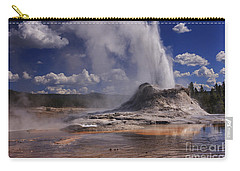 Castle Geyser Carry-all Pouch