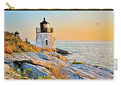 Castle Hill Lighthouse 1 Newport Carry-all Pouch