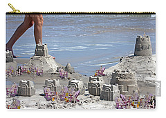 Castle Kingdom  Carry-all Pouch by Betsy Knapp