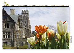 Castle Tulips Carry-all Pouch