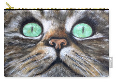 Cat Eyes Carry-all Pouch