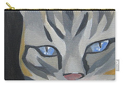 Cat With Tongue  Carry-all Pouch
