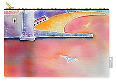 Catalan Sunset Carry-all Pouch
