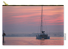 Catamaran At Dawn Carry-all Pouch