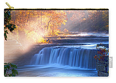 Cataract Falls Indiana Carry-all Pouch